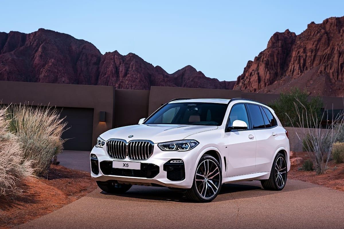 BMW X5 carácter único y desafiante
