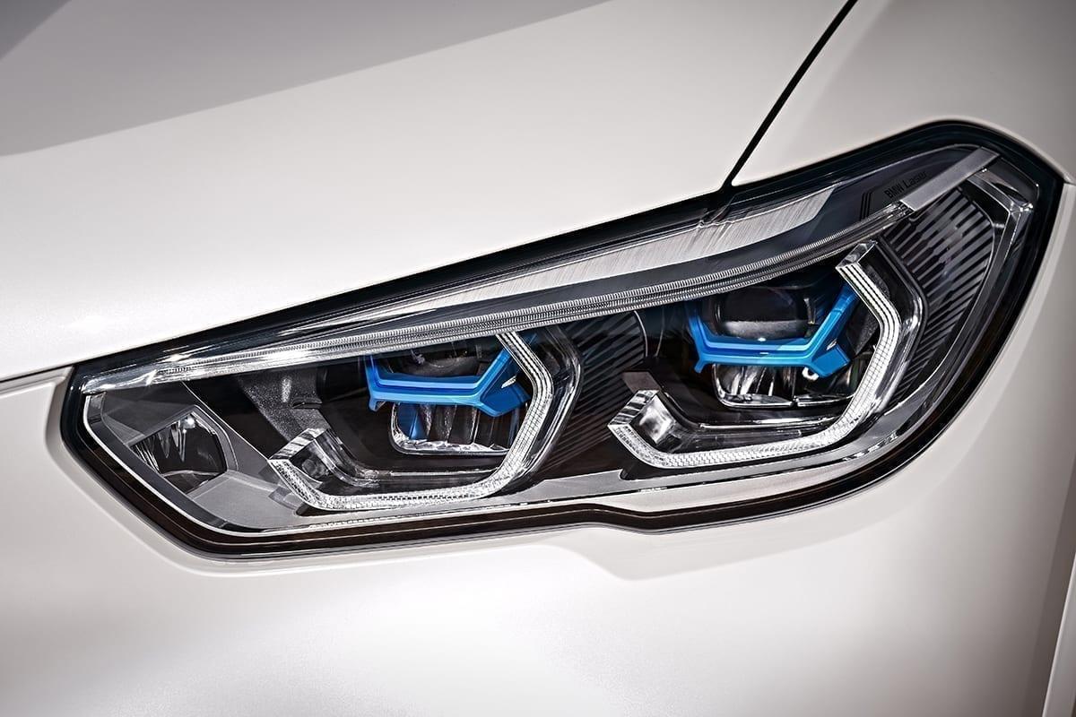 Tecnologia Led BMW X5