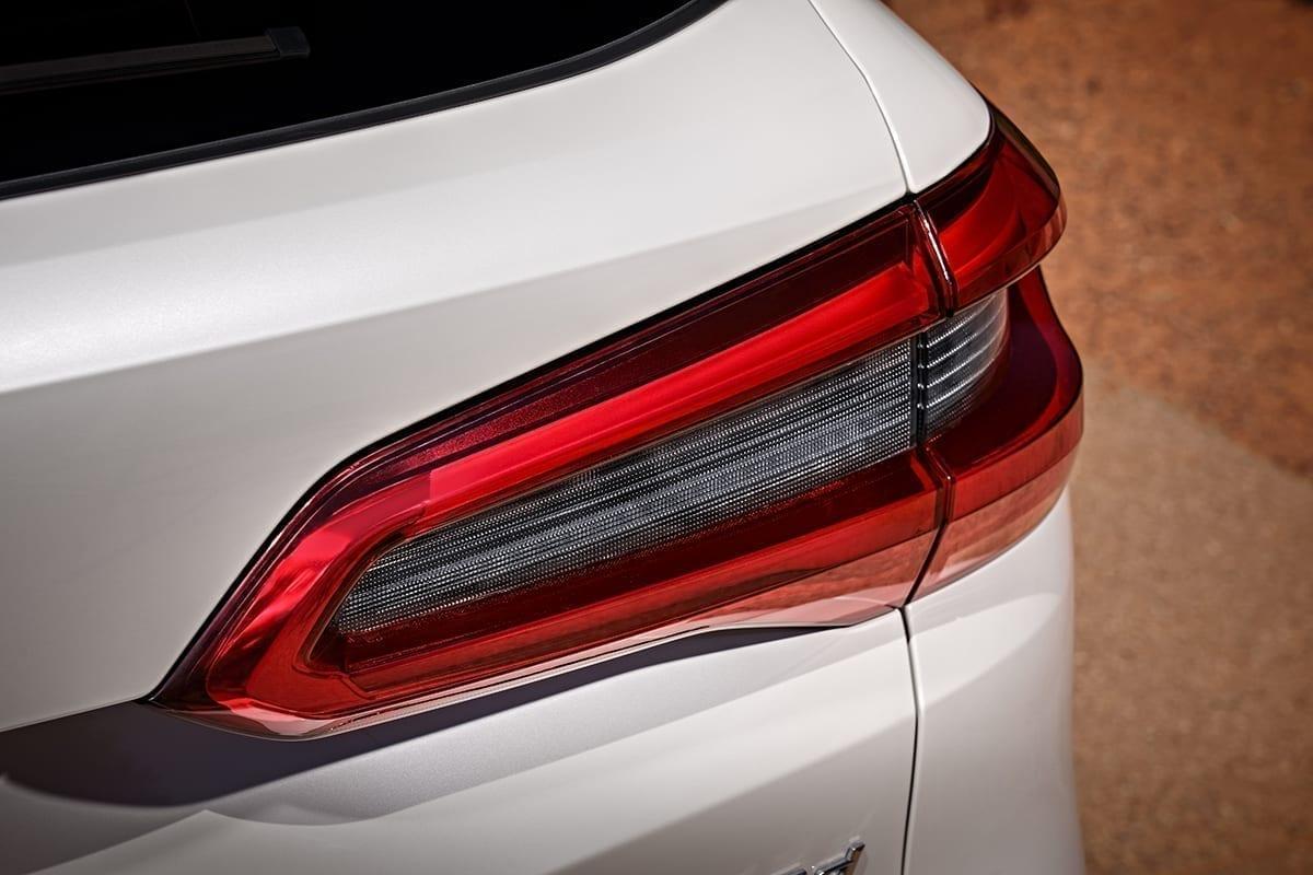 Faros traseros del BMW X5