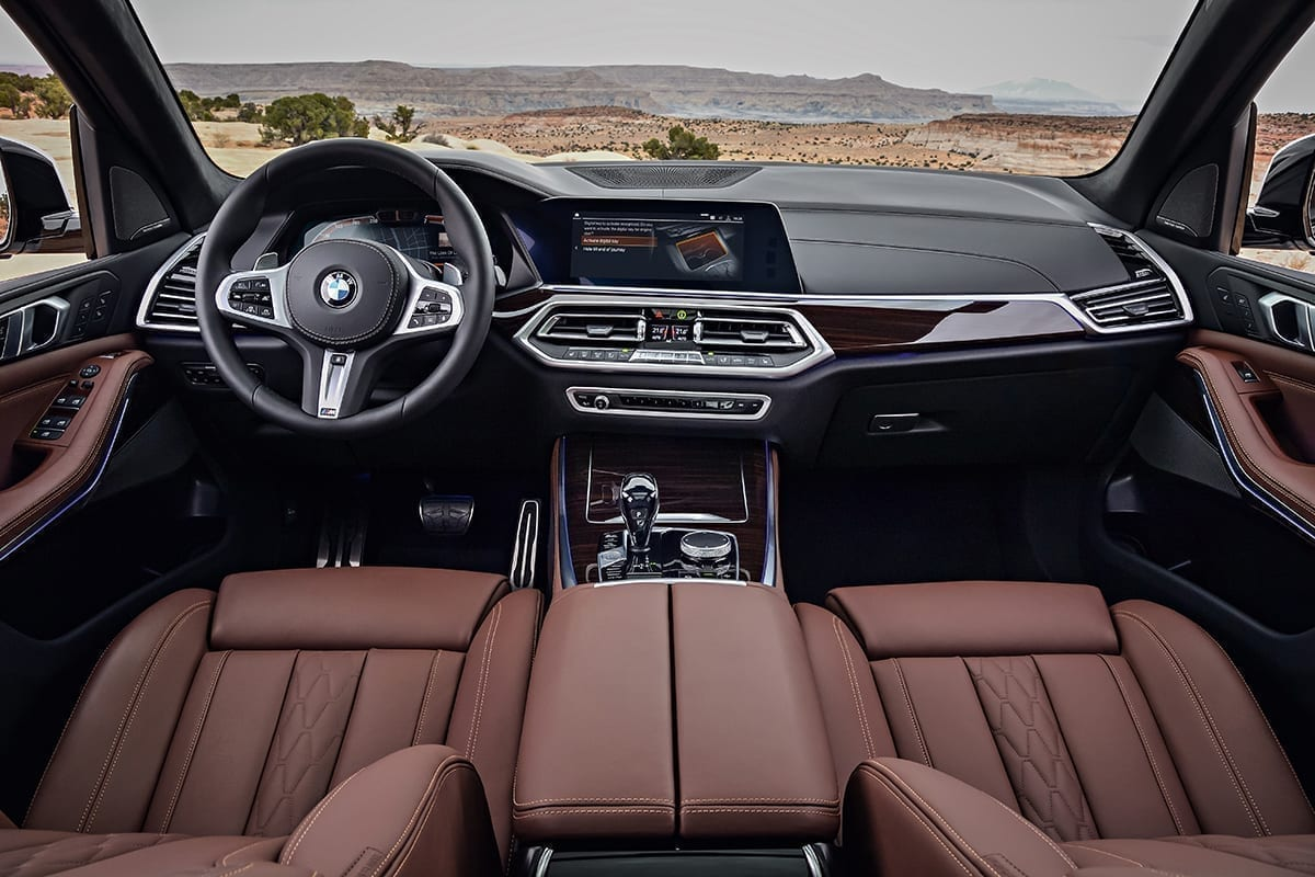 Interior cuero BMW X5 Individual 'Merino' Tartufo