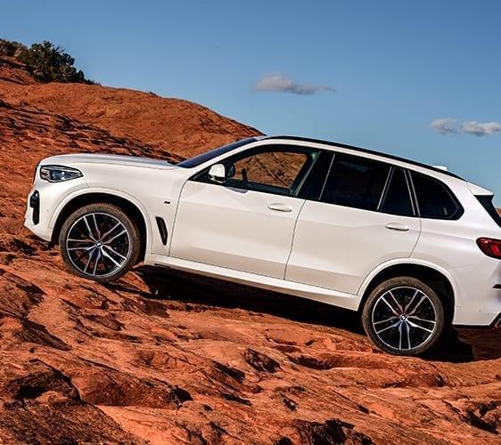Conoce las diferentes versiones del BMW X5