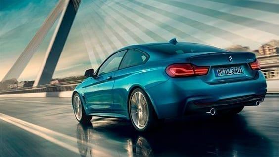 BMW Serie 4 Coupé diésel