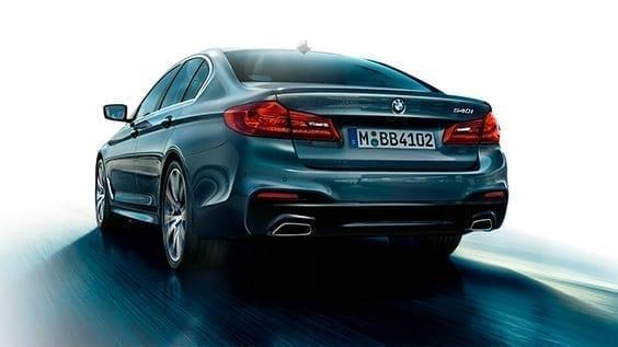 BMW Serie 5 edición diésel