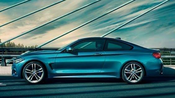 BMW SERIE 4 Coupé precio