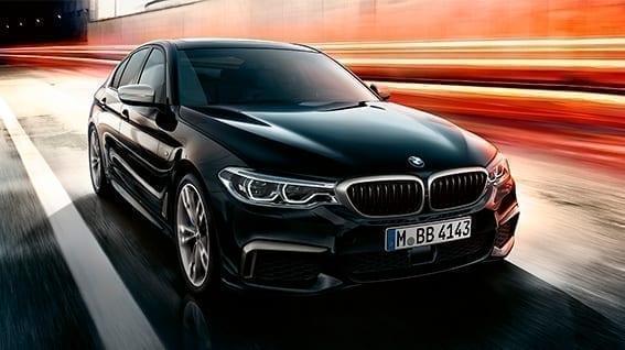 Características y equipamiento del BMW Serie 5