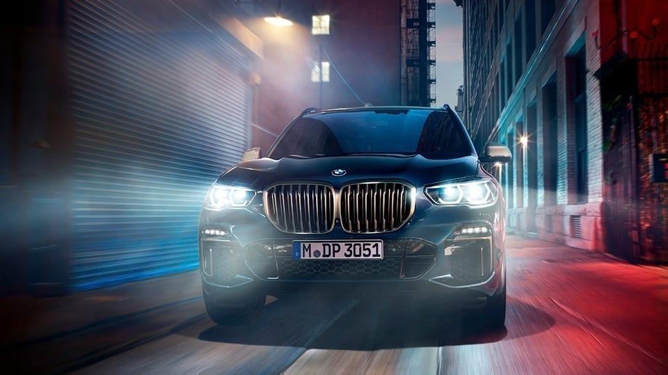 Nuevas características del nuevo BMW X5
