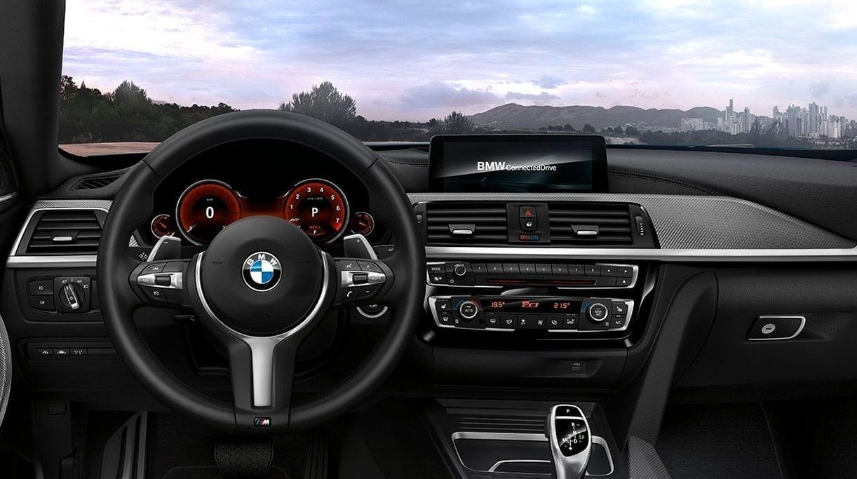 Interior BMW Serie 4 Coupe
