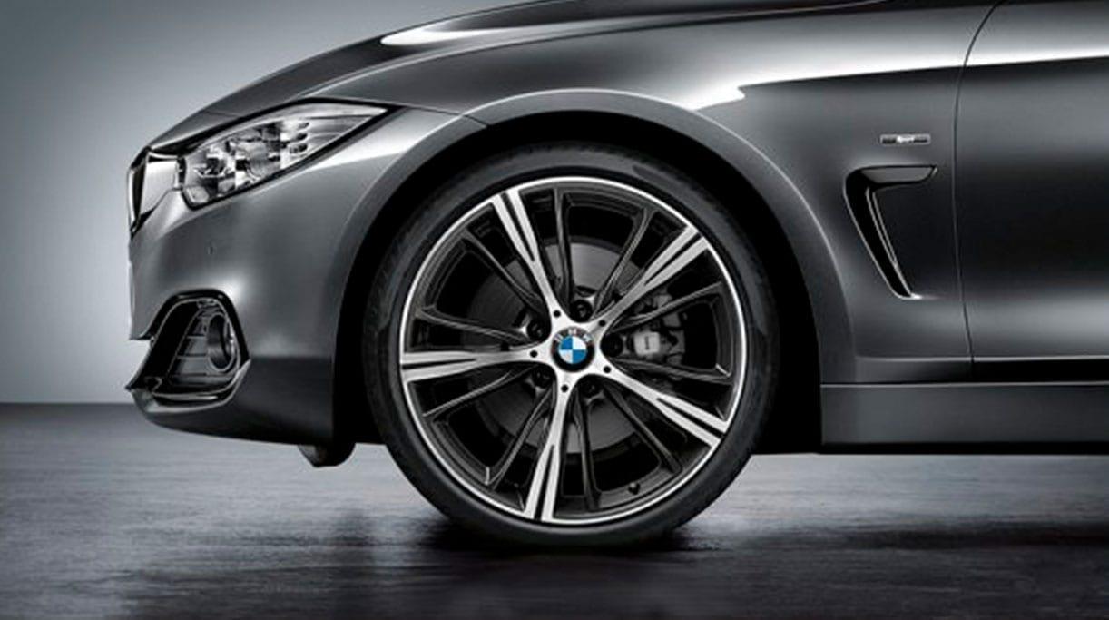 Nuevas llantas de aleación BMW Serie 4