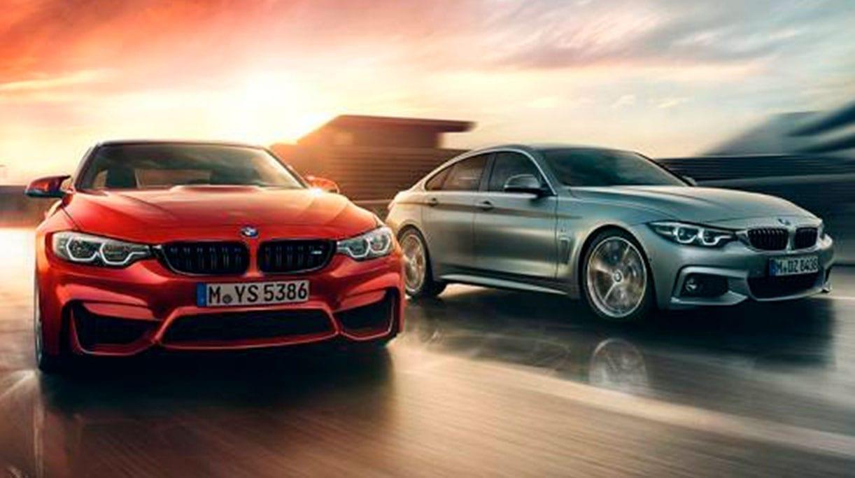 Versiones BMW Serie 4