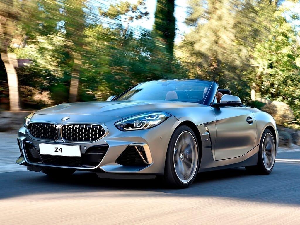 Diseño elegante BMW Z4