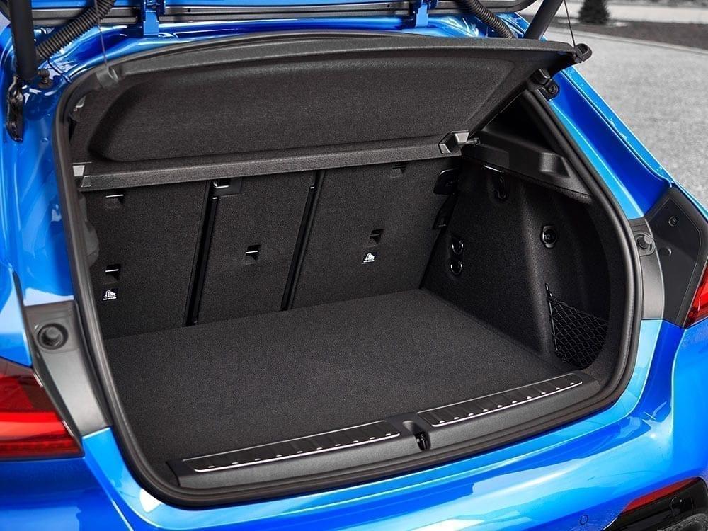 Maletero BMW Serie 1