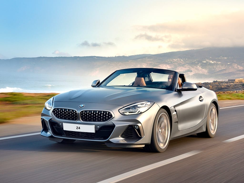 Elegancia y confort BMW Z4