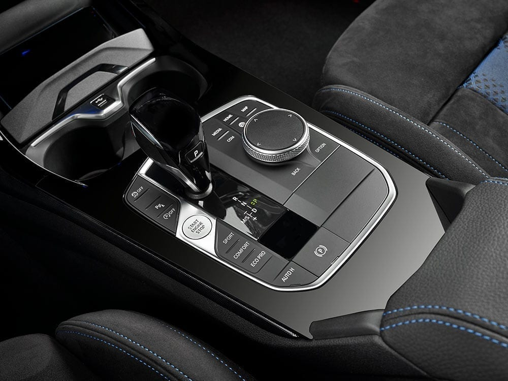 Cambio automático BMW Serie 1
