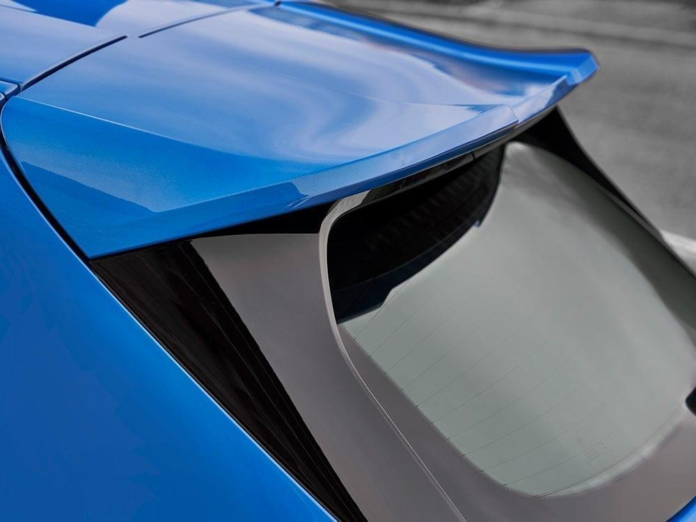 Alerón BMW Serie 1 deportivo