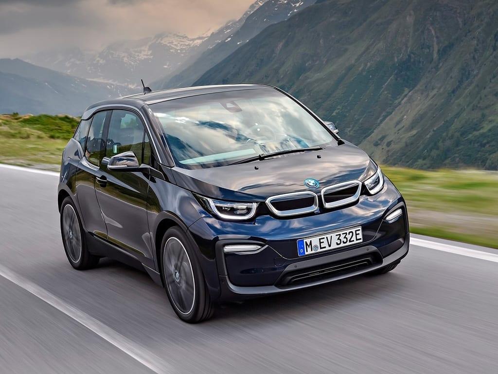 Nuevas Características del BMW i3