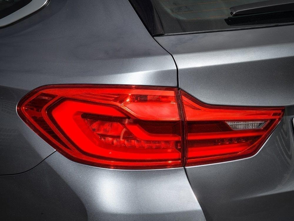 Faros del BMW Serie 5 Touring