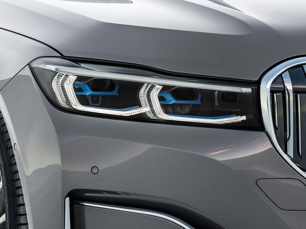 Faros Led BMW Serie 7