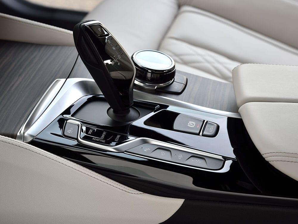 BMW Serie 6 con cambio automático