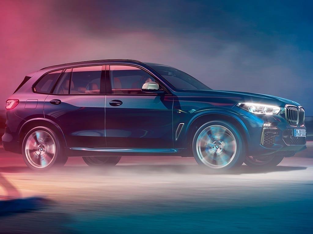 BMW X5 personalidad pura