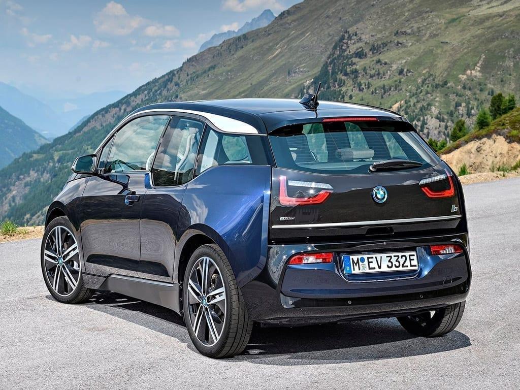 Nuevo BMW i3, diseño inigualable