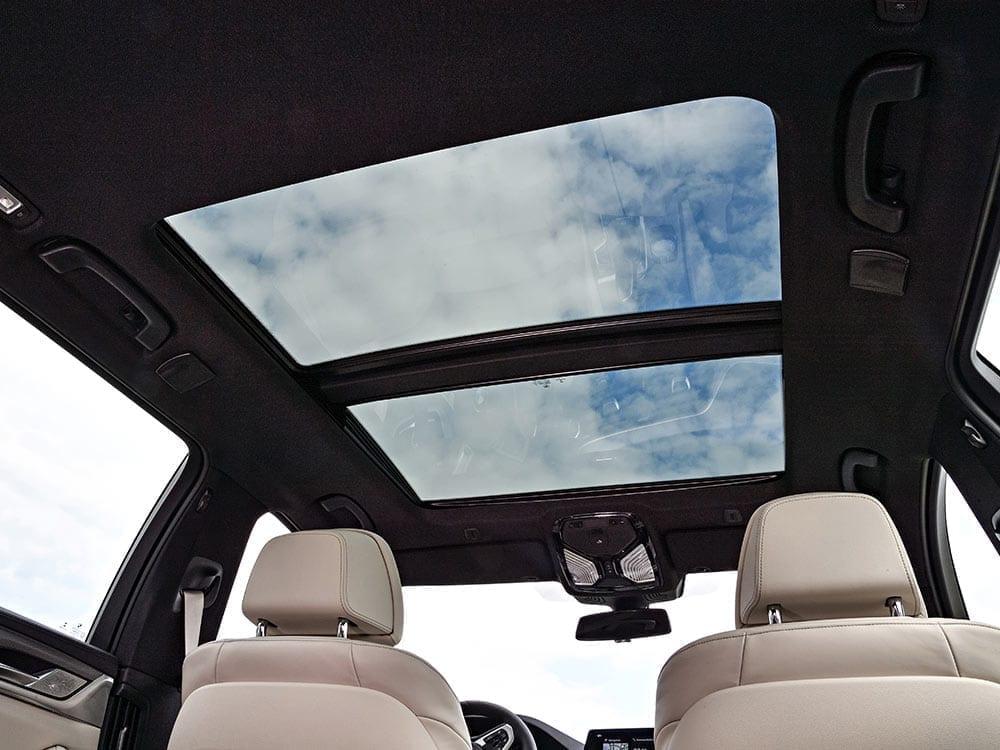 BMW Serie 5 con techo solar segunda mano