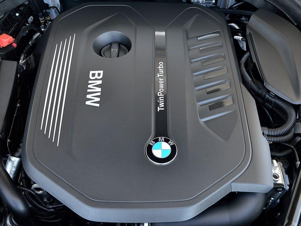 Tapa de motor BMW Serie 6