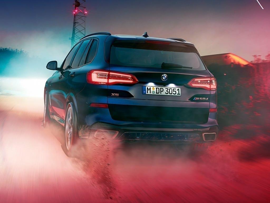 Fotos del nuevo BMW X5