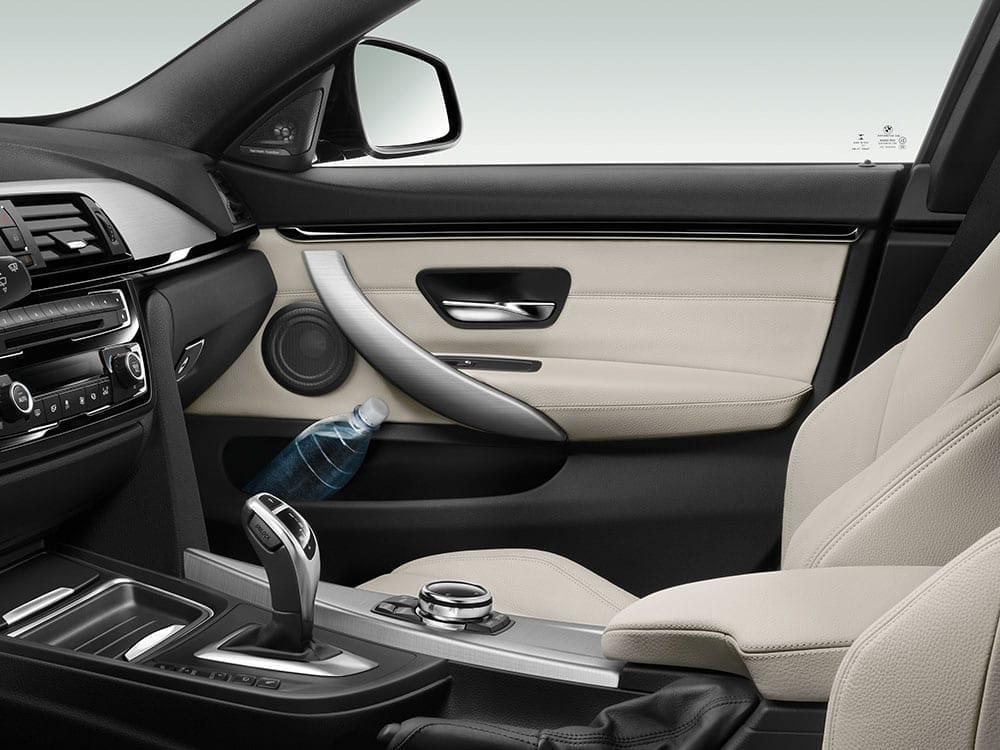 Interior del BMW Serie 4