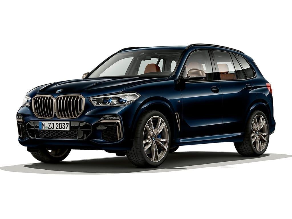 BMW X5 robusto y musculado