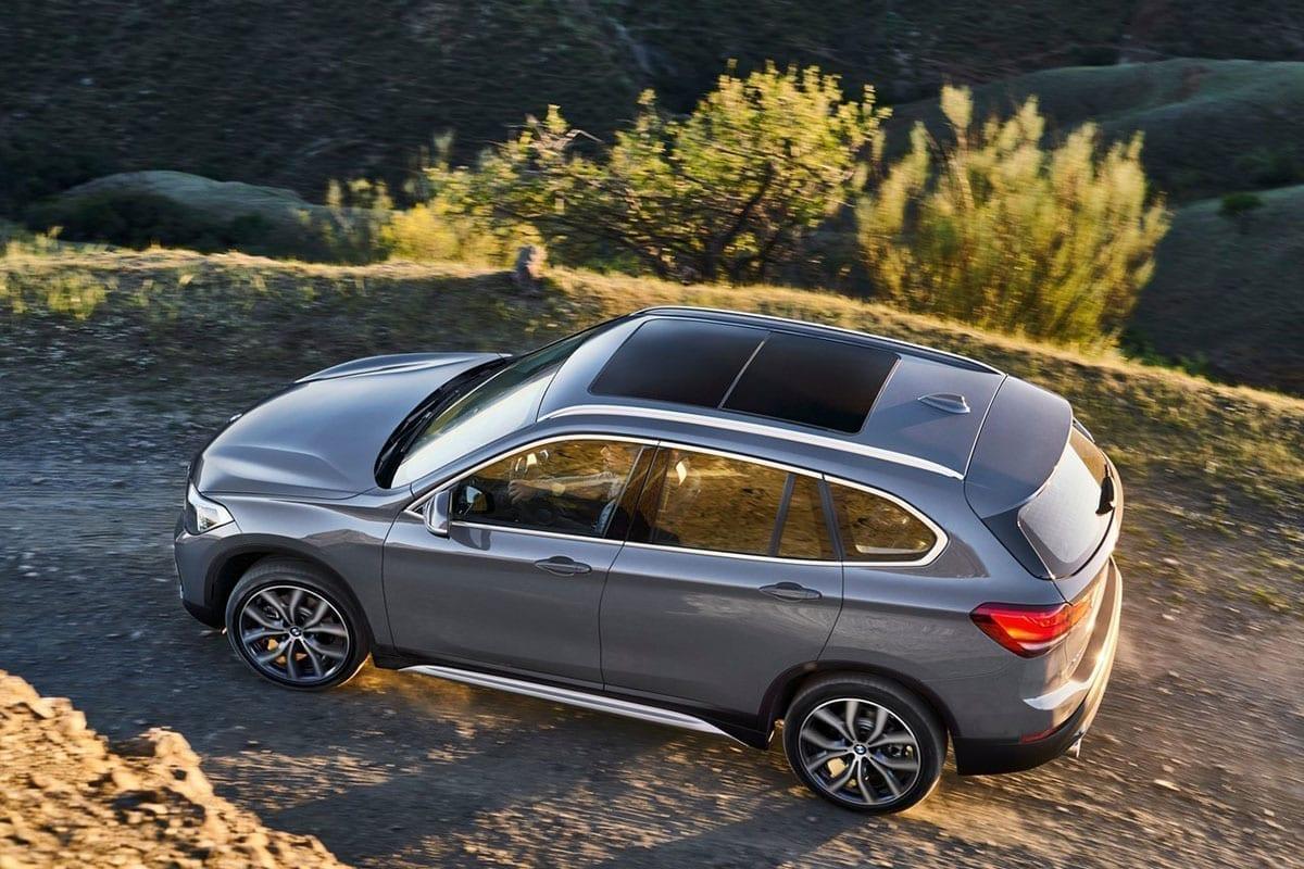 BMW 1 con techo solar