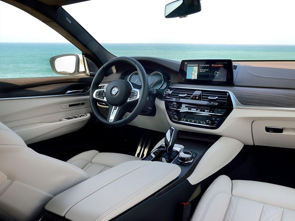 Interior del BMW Serie 6