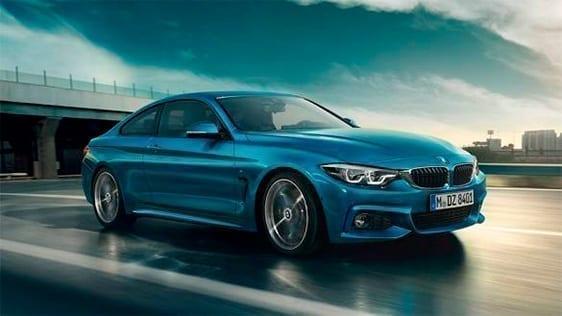 BMW SERIE 4 coupé gasolina