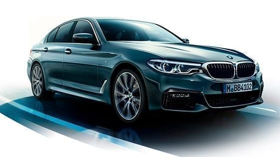 BMW Serie 5 edición gasolina
