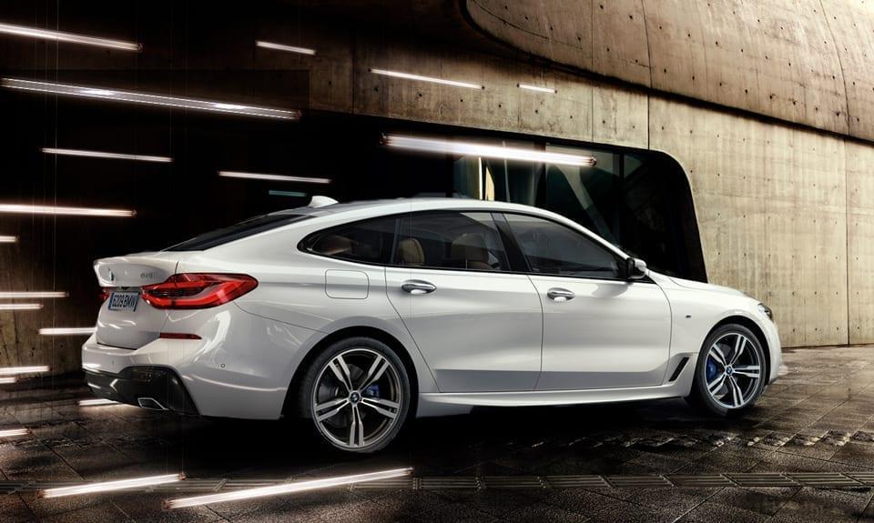 BMW Serie 6 Gran Turismo gasolina