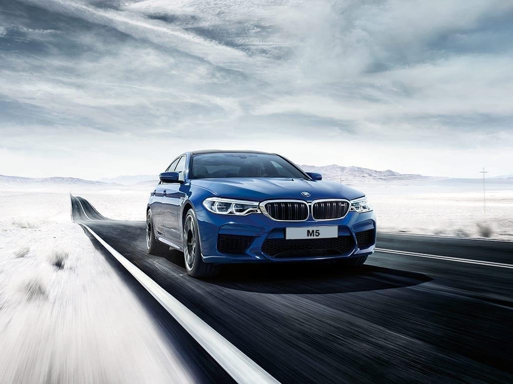 BMW M5, diseño único y característico