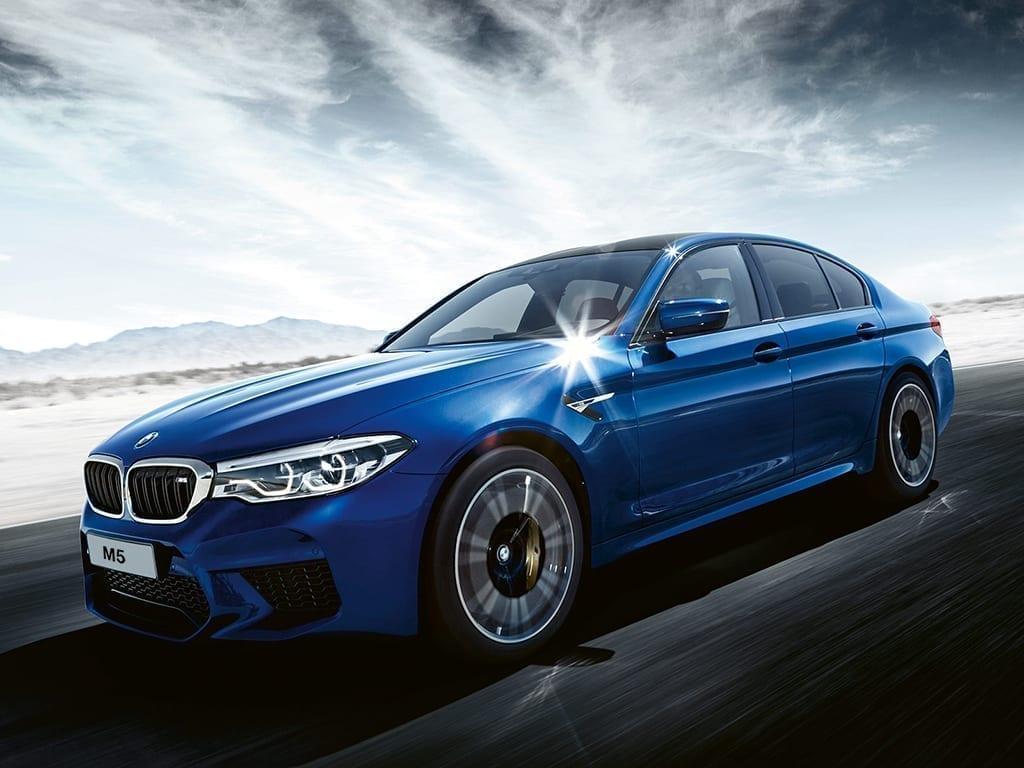 BMW M5, potencia y dinamismo