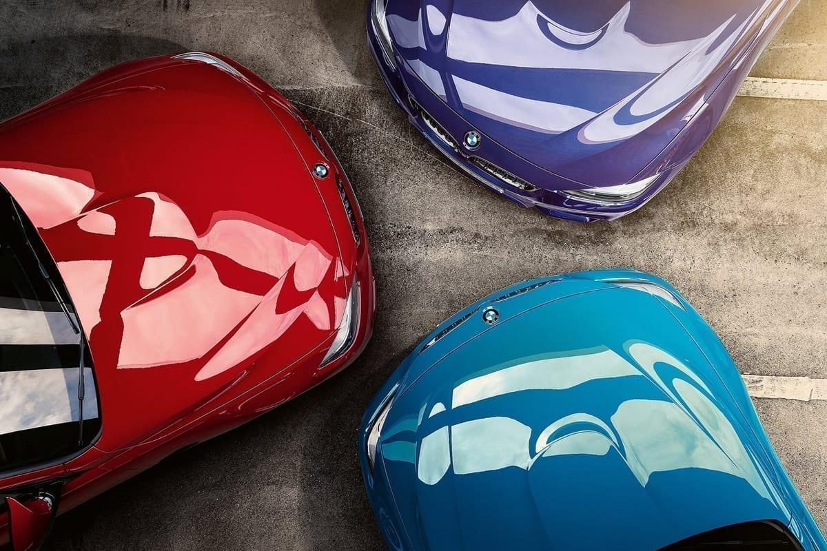 Gama de colores de BMW M4