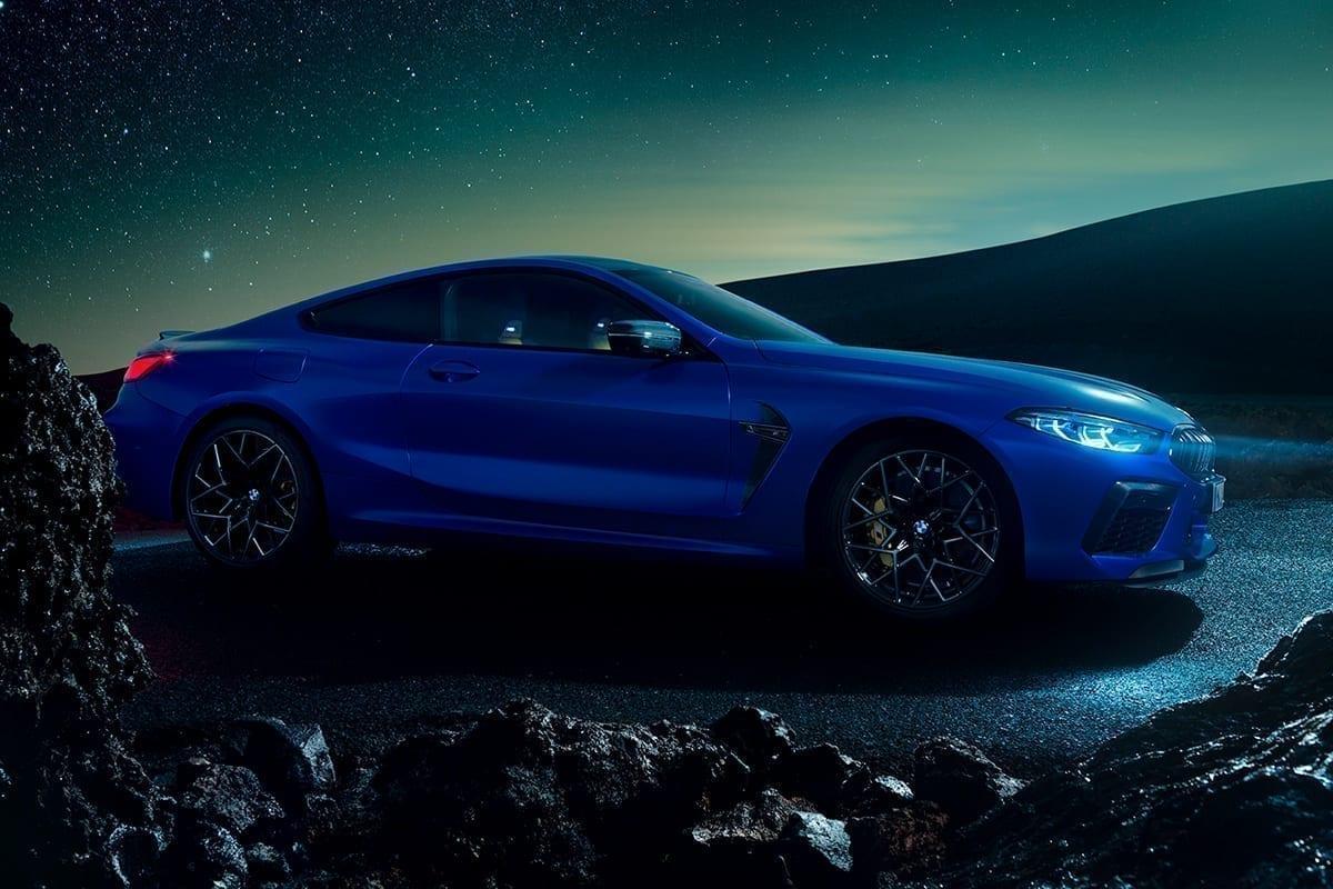 Descubre la magia del BMW M8