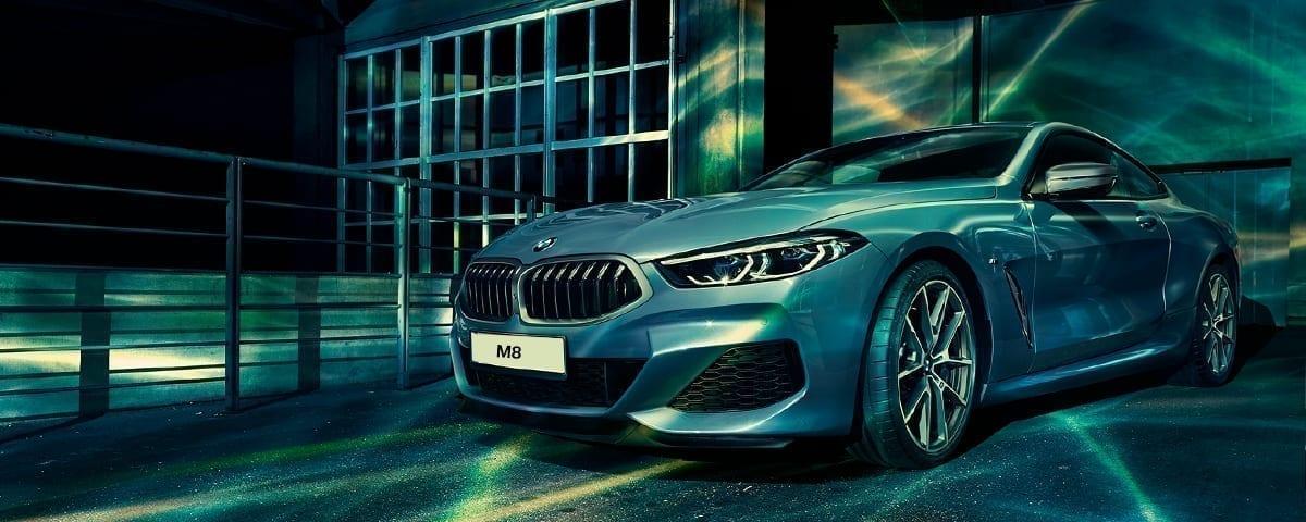 BMW M8 de segunda mano
