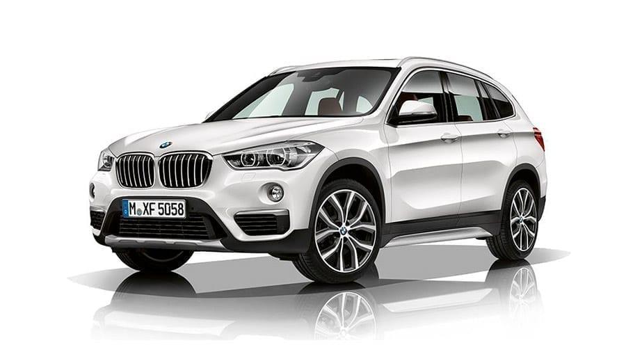 Descubre el BMW X1