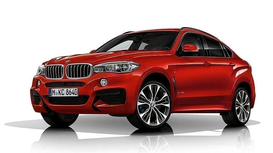 Descubre el BMW X6