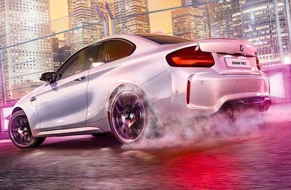 Inigualable BMW M2 Competition