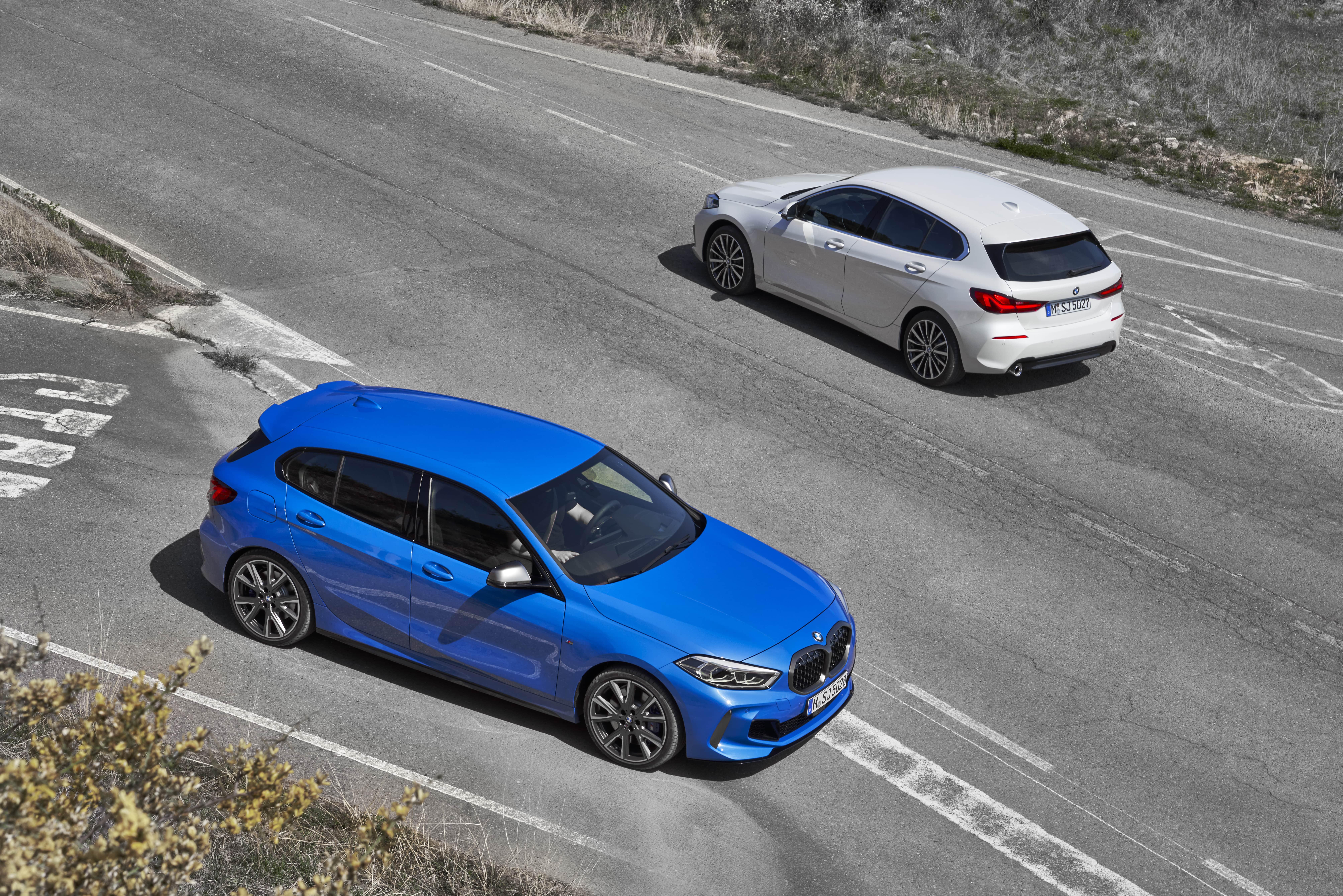 Gama de colores del BMW SERIE 1 116