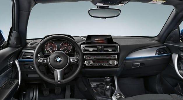 Gran equipamiento BMW SERIE 1