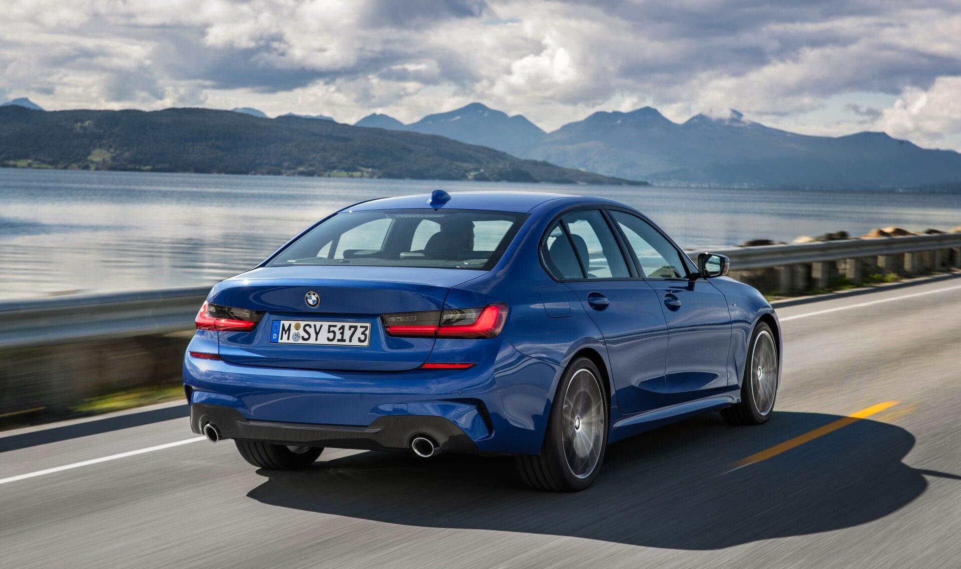 Equipamiento de serie del BMW Serie 3