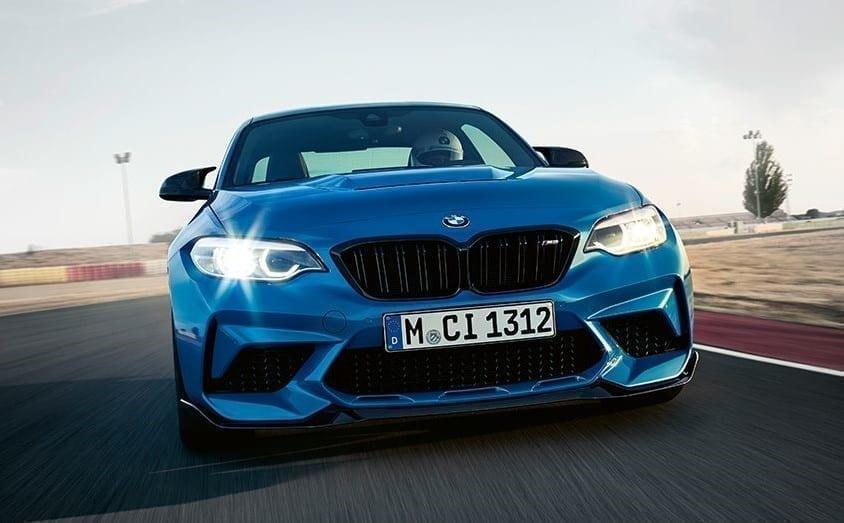 BMW M2 CS deportividad