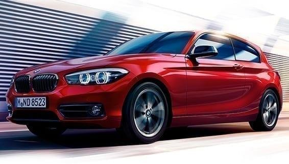 Diseño deportivo y un equipamiento exclusivo BMW Serie 1