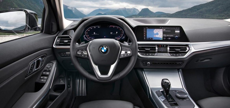 Medidas del BMW Serie 3