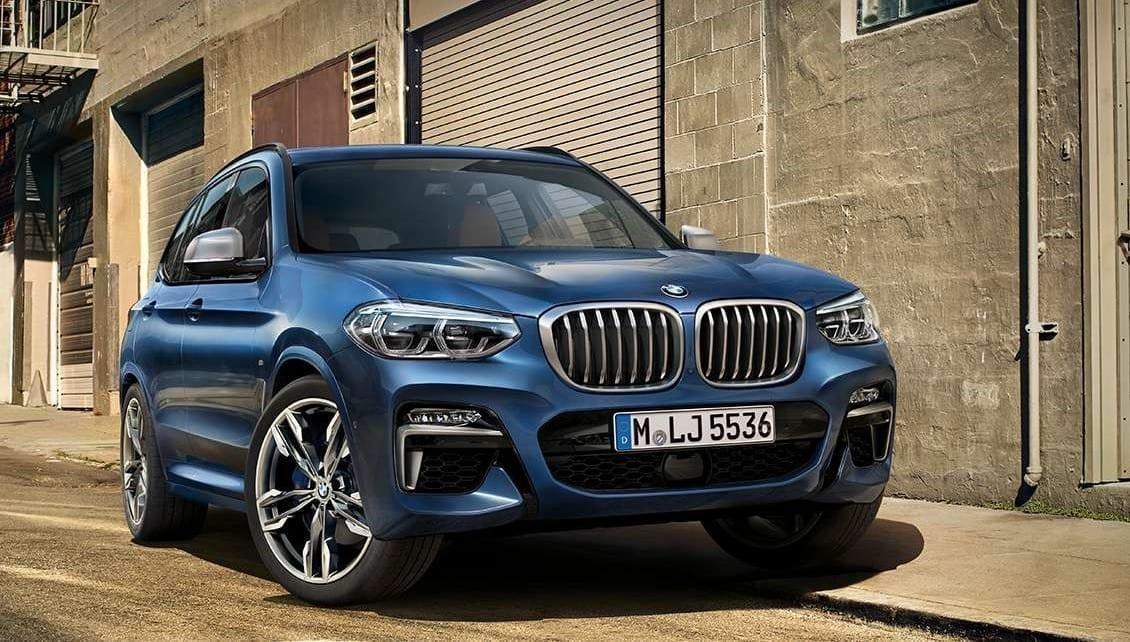 BMW X3 M135I XDRIVE