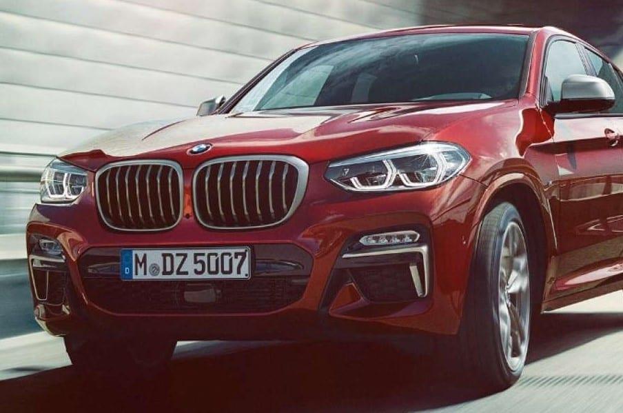 Diseño Exterior del BMW X4